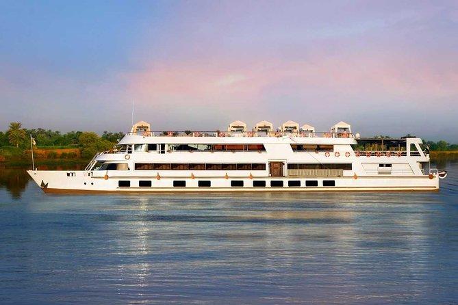 3 Night Nile Cruise Luxor & Aswan from Hurghada
