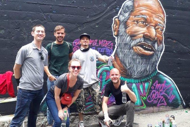 Comuna 13 Graffiti Tour