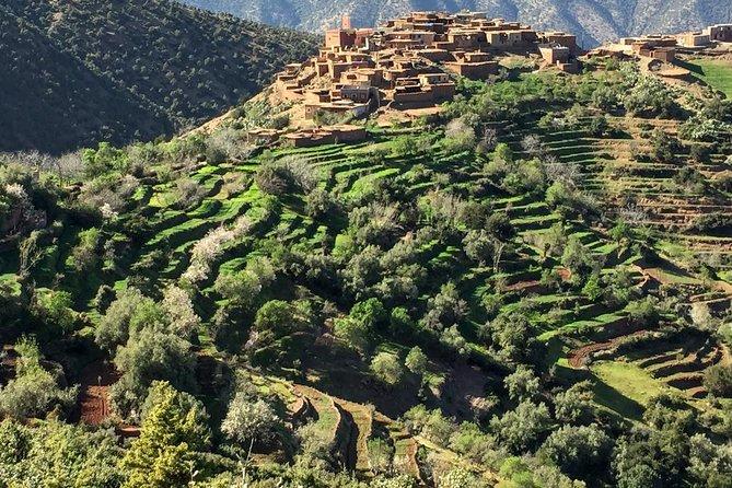 Hiking Ouirgane Valley : 2 Days Moderate of Trekking