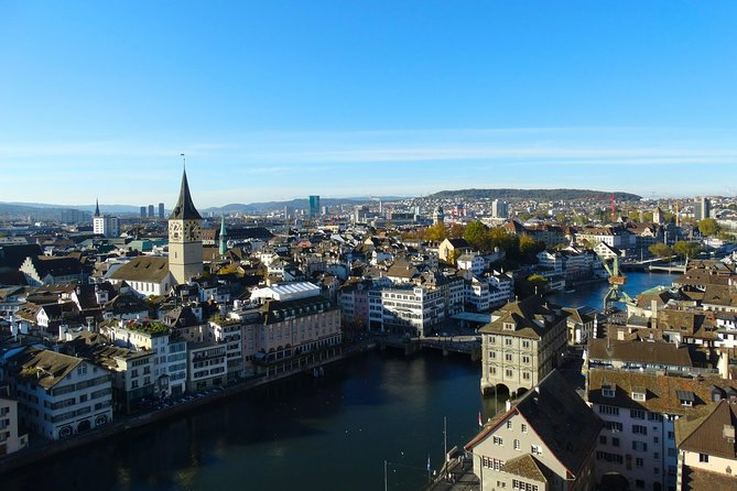 Zurich Private Walking Tour with Professional Guide