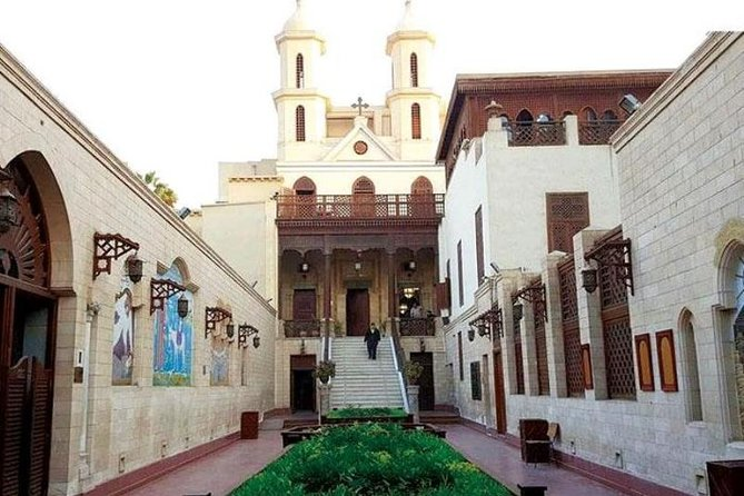 Simon Church ,The Hanging Church , Ben Ezra Synagogue and Coptic Cairo Tour