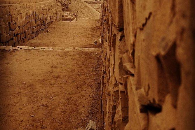 Pachacamac Pyramids & Paso Horse