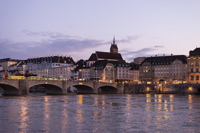 Basel Private Walking Tour with Professional Guide