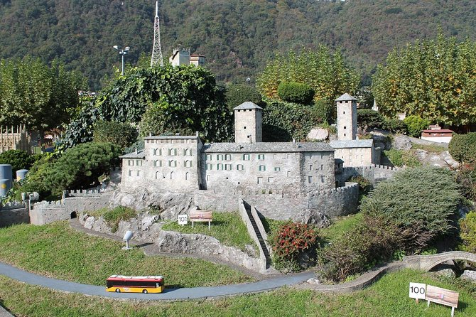 Bellinzona Private Walking Tour with Professional Guide