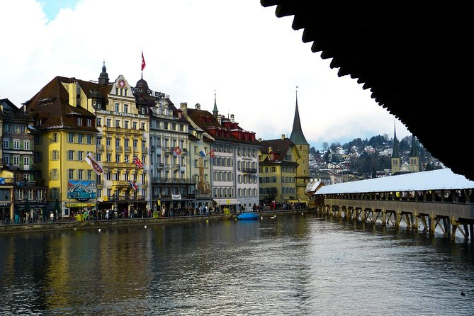 Lucerne Private Walking Tour with Professional Guide