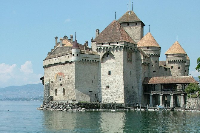 Montreux Private Walking Tour with Professional Guide