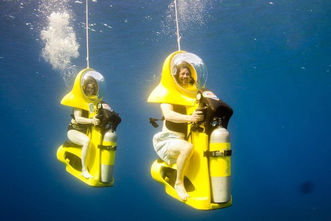 Scuba Doo Excursion