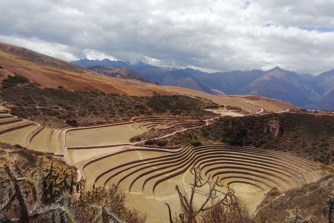 Transportation> Cusco - Chinchero - Moray - Salineras - Ollantaytambo or vice versa.
