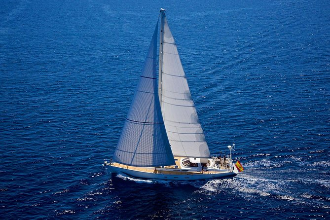 Sailing Yacht OP 77ft to Rosario Islands & Barú * DAY TRIP *