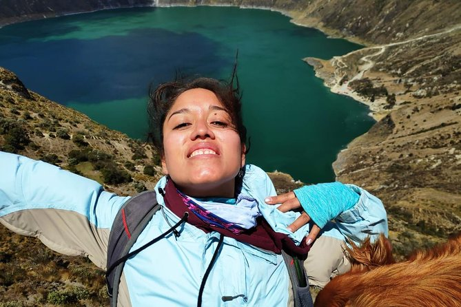 Quilotoa Full Day Tour from Quito with snack, small groups