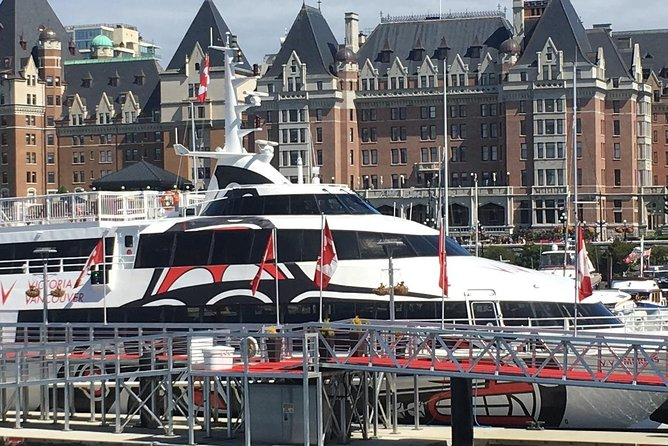 Enjoy A Private Tour of Beautiful Victoria!