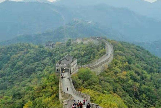 1 day Mutianyu Great Wall Nonshopping bus tour