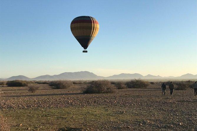 Hot Air Balloon & SPA Offer Marrakech