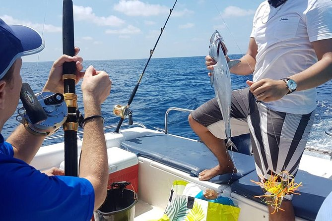 Private Fishing Trips (Full Day)