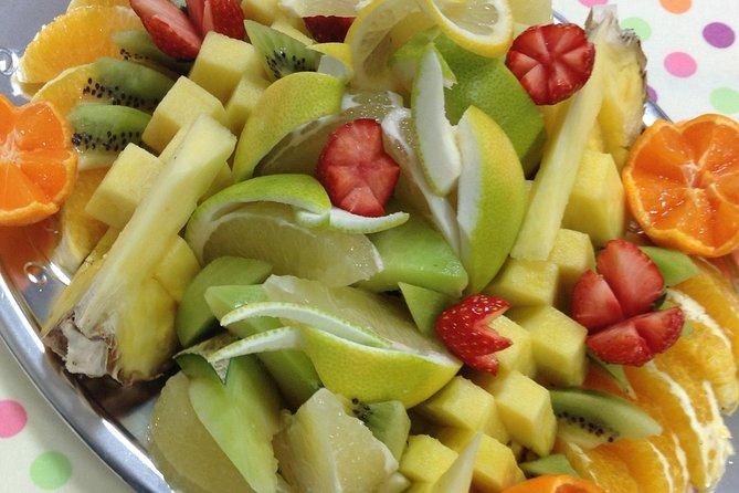 Fruit cutting & vegetable fruit carving