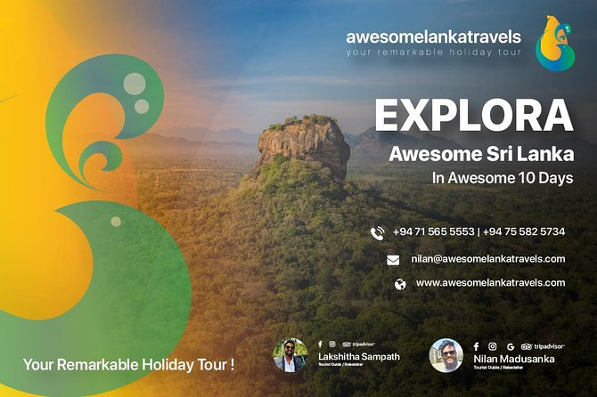 10 Day Explore Sri Lanka