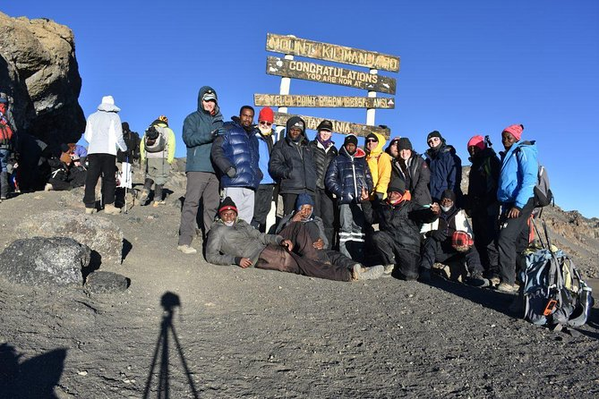 9 Days Mount Kilimanjaro Northern Circuit photo 7
