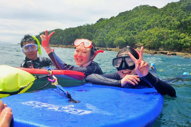 Beginner Snorkel Lessons at Goat Island Marine Reserve
