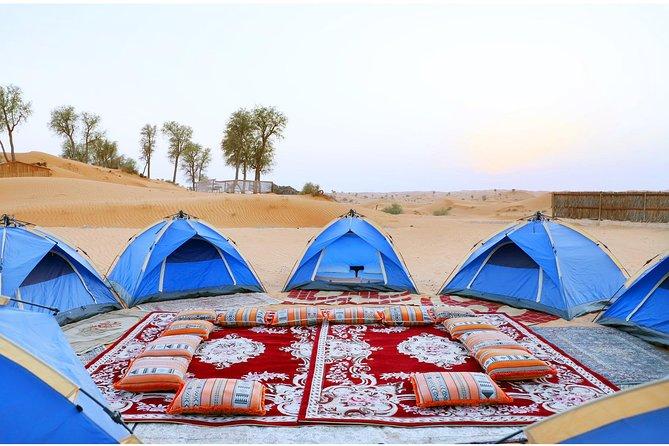 Overnight Safari with Quad Biking and Dune Bashing -RAK