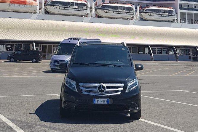 Private Transfer: Fiumicino Airport (FCO) to Anguillara Sabazia or vice versa