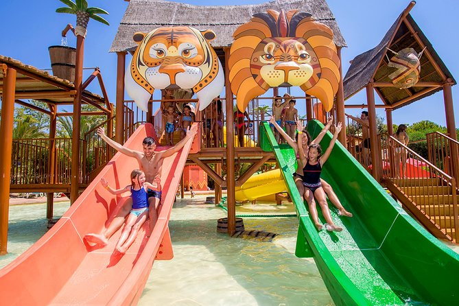 Skip the Line: Terra Natura and Aqua Natura Combined Ticket (1 day, 2 Parks)