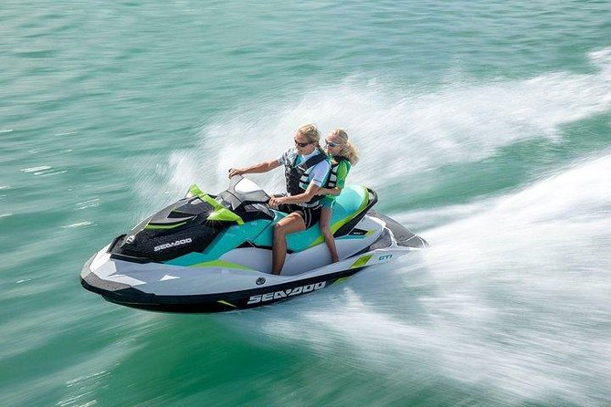 Double Jet Ski In Marina Rubicón