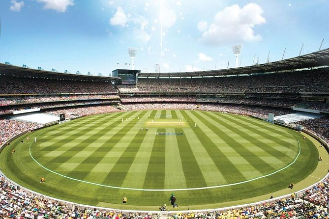 Sports Tour of Melbourne with MCG Tour