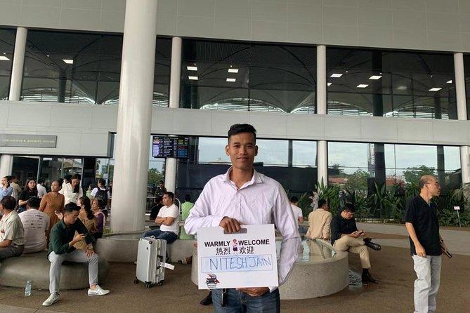 Siem Reap Airport Pickup/Transfer