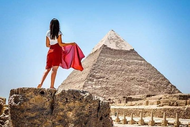 Discover Egypt In 3 Day Tours In Cairo - Giza Including Lunch