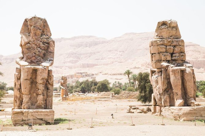Full Day Luxor Tour From Cairo By Airplane