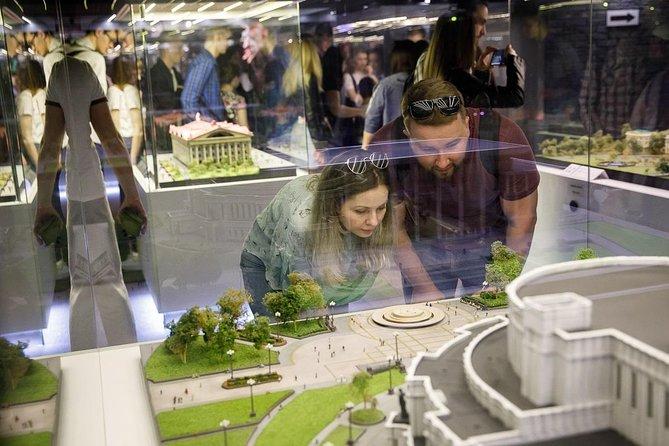 Minsk: walking citytour & visit museum