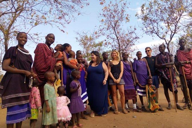 Mikumi To Maasai Village 2 days 1 night
