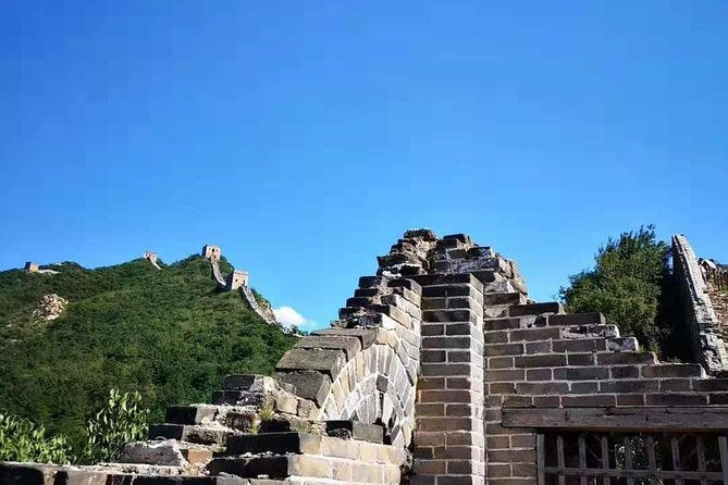 Mutianyu Great wall & Mingtomb Private tour ***