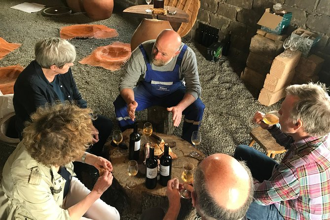 Private Organic Wine Tour from Kutaisi, Western Georgia, 3 Tastings and Lunch