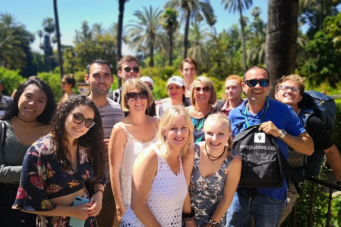 Alcazar guided Tour With a Historian