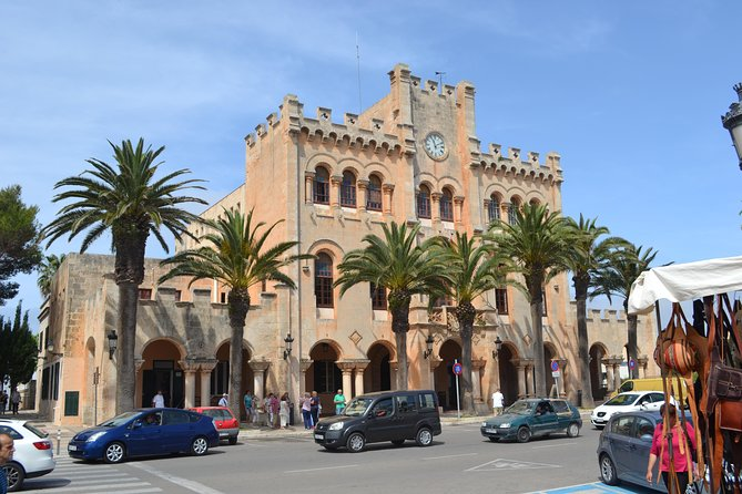 Menorca island highlights in one day