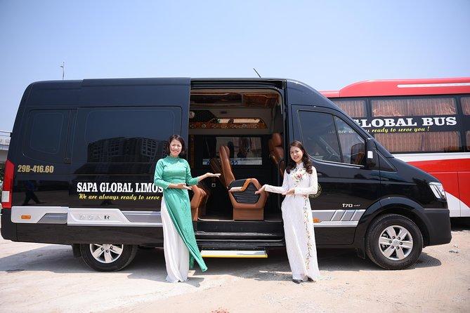 Limousine Car Hanoi - Sapa 2 ways