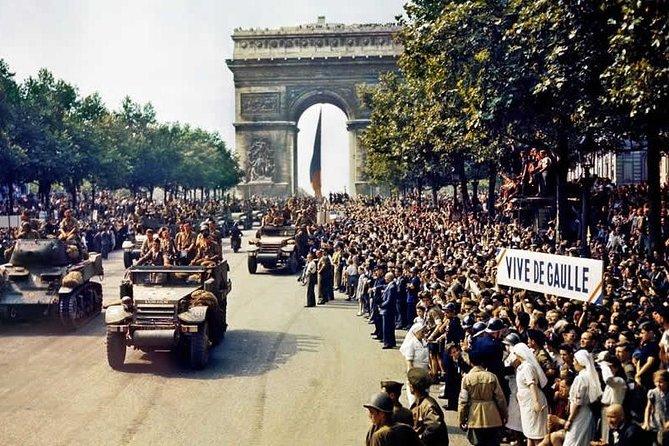 Paris & Parisians During WWII | Private Walking Tour
