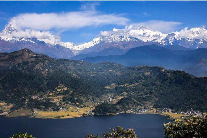 5 Days adventurous Chitwan and pleasing Pokhara Tour from Kathmandu