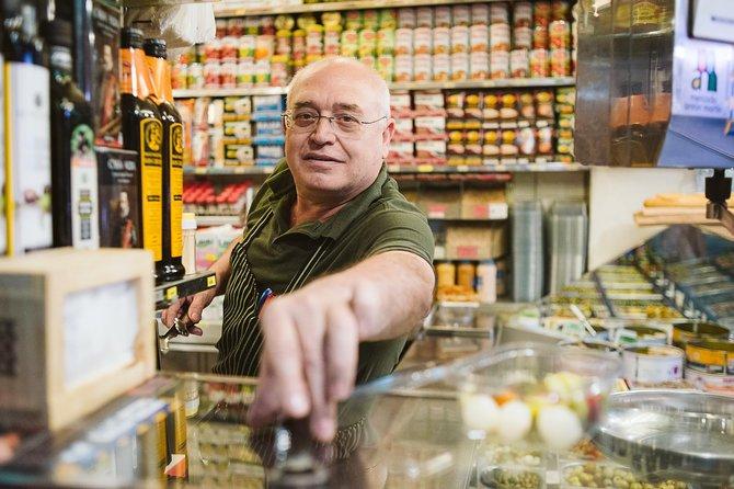 Huertas Neighborhood Food & Market Tour