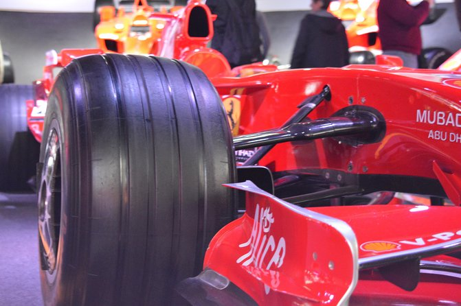 Ferrari Museum in Maranello