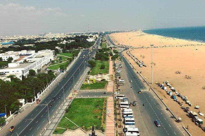 Excursão turística na cidade de Chennai