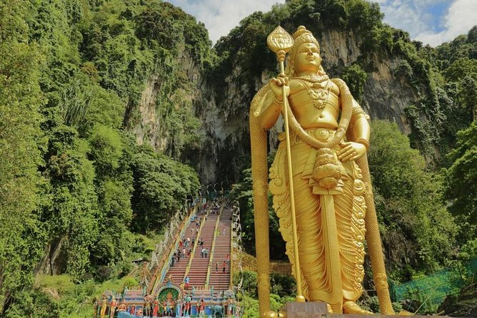 Batu Caves and City Experience - Shore Excursion from Klang (Kuala Lumpur)