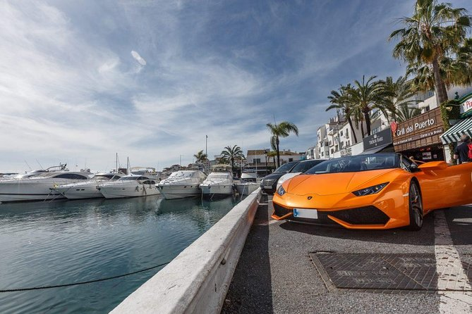 Marbella and Puerto Banus Private Tour From Málaga and Surronding Areas