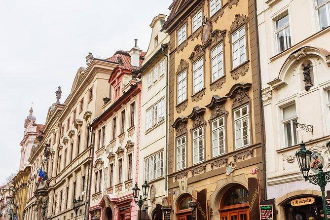 PRAGUE Grand tour & Jewish Quarter 6 hrs by luxury Mercedes Benz V or Sprinter
