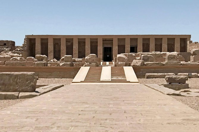 Dendera & Abydos Day Tour From Luxor
