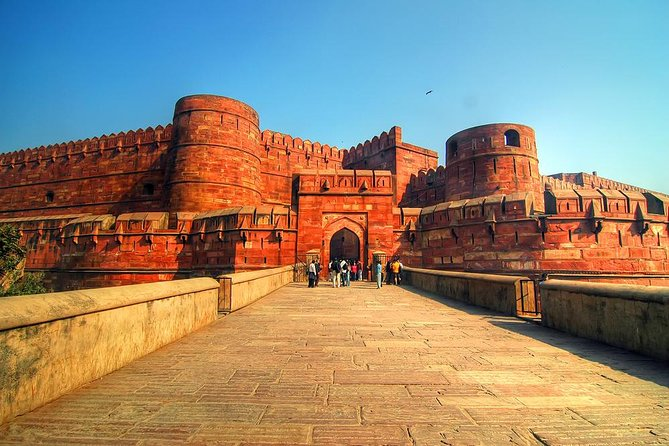 Half-Day Agra Tuk Tuk Tour - A Guided Experience