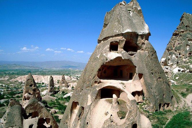 4 Days Turkey Cultural Tour - Cappadocia Ephesus and Pamukkale