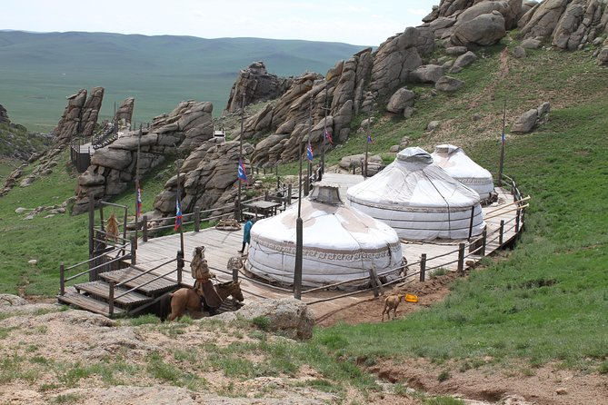13th Century Park of Mongolia photo 1