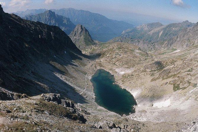mountain lake in High Tatras